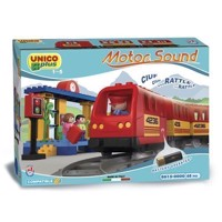 Unico train with Sound