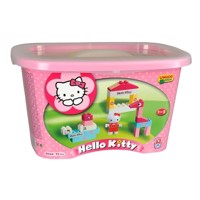 Hello Kitty Unico storage box, 73dlg