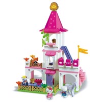 Unico Hello Kitty Castle 171 dlg.