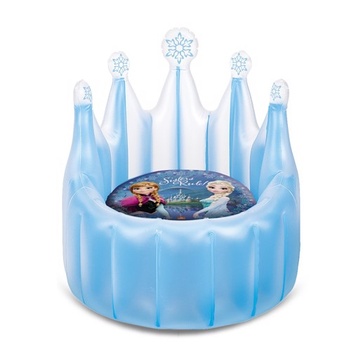 Inflatable Frozen Throne