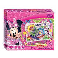 Quercetti Plug-in Mosaic Minnie Mouse, 320 pins