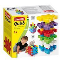 Quercetti Qubo First Blocks