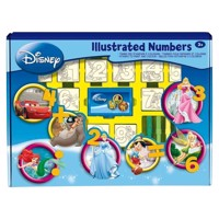 Disney stamp set Learning Counts