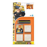 Stamp set Despicable Me 3, 7dlg.
