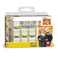 Stampbox Despicable Me 3, 12dlg.