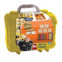 Stamp case Despicable Me 3, 18dlg.