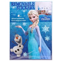 Disney, Frozen/Frost - Wall stickers, 2 stk.