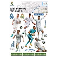 Wall Stickers Real Madrid 16 Players