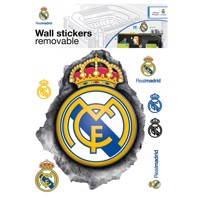 Wall sticker Real Madrid LOGO 3D