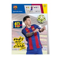 Wall Decal FC Barcelona MESSI