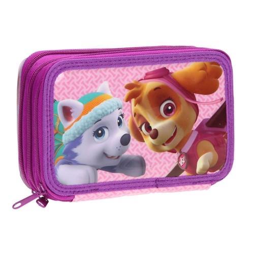 Paw Patrol pouch, three-bin
