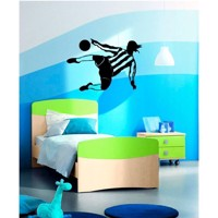 Wall sticker Footballer Ado