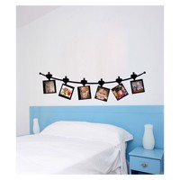 Wall sticker Photo Garland