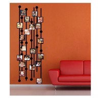 Wall sticker Photo Garland with Blocks