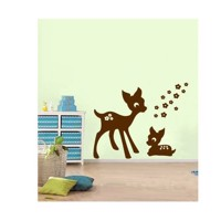 Wall sticker Deer