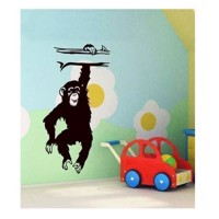 Wall sticker Monkey