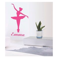 Wall sticker Ballerina Emma