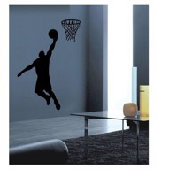 Wall sticker Basketball Player
