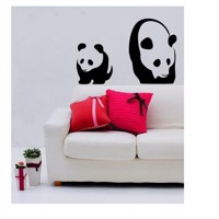 Wall stickers Pandas