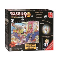 Wasgij 21-World Cup 2 in 1, 1000pcs.