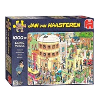 The escape, Jan van Haasteren 1000pcs.