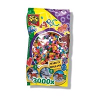 SES Ironing beads standard, 3000pcs.