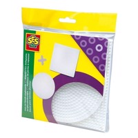 SES Ironing beads plates, 2pcs.