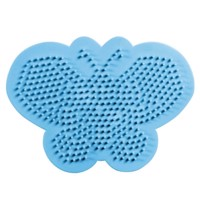 SES Ironing Beads Plate-Butterfly
