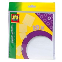 SES Ironing beads paper, 10pcs.