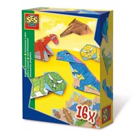 SES Dinos fold 16 parts