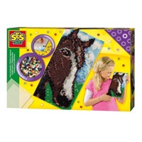 SES Ironing Beads Horse XL