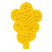SES Ironing Beads-Flower Sign