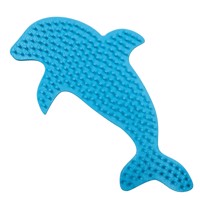 SES Ironing Beads Plate-Dolphin