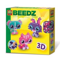 SES Beading Beads Animal Friends 1900 Beads