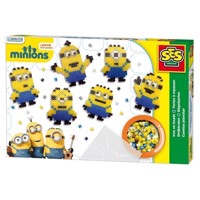 SES Ironing Beads Minions
