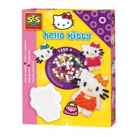 SES Hello Kitty Ironing Beads + Sign