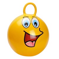 Kangaroo Ball Laugh-Yellow