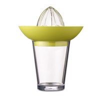 Rosti Mepal Citrus Press With Glass Flow-Lime