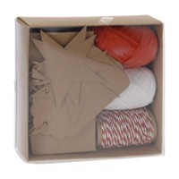 Packaging Decoration Set, 9dlg.