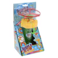 Bubble blower helicopter 120ml.