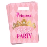 Portion bags Princess Party, 6pcs.