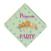 Napkins Princess Party, 20pcs.