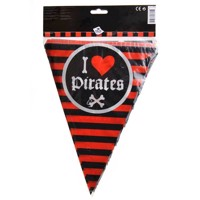 Flags line pirates, 6mtr.