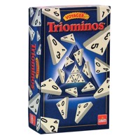 Triominos Travel Edition