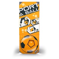 Port a Ball - Orange