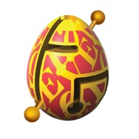 Smart Egg Groovy - Level 3