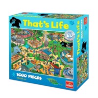 That's Life-Zoo, 1000pcs.