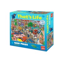That's Life-traffic, 1000pcs.