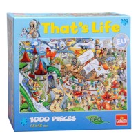 That's Life Puzzle-Amusement Park