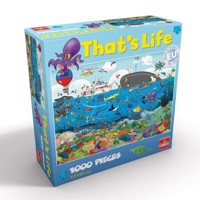 That's Life-underwater world, 1000pcs.
